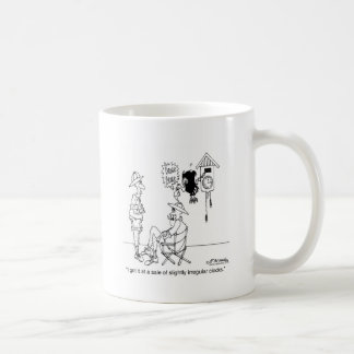 Slightly Irregular Cuckoo Clock Coffee Mug