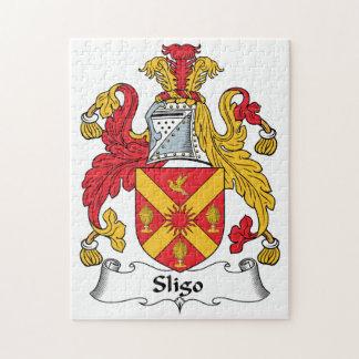 Sligo Family Crest Puzzles