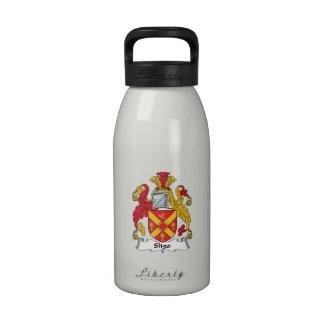 Sligo Family Crest Drinking Bottles