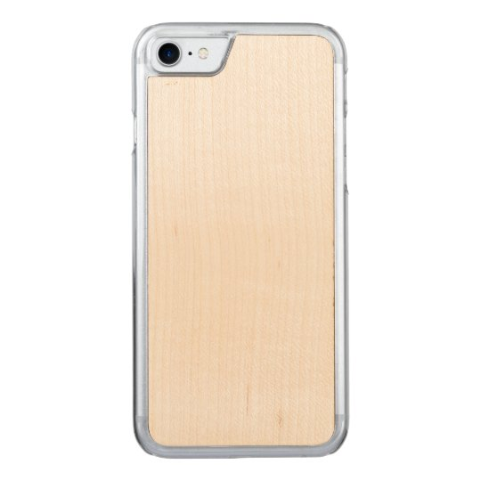 Apple iPhone 8/7 Slim Maple Wood Case