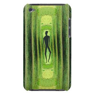 Slim Green Walker iPod Touch Case-Mate Case