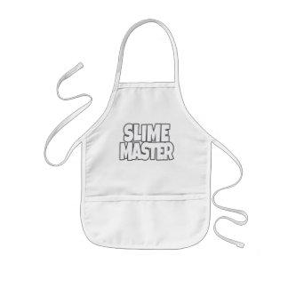 Slime Master Kid's Apron