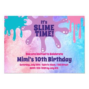 10th Birthday Invitations Zazzle Uk