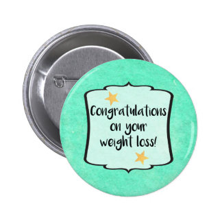 Slimming Group Club Leader Weightloss Award 6 Cm Round Badge