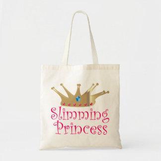 Slimming Princess Tote Bags