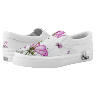 slip on shoe printed shoes