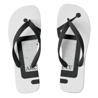 Slippers Arch Search TV thick Straps Flip Flops