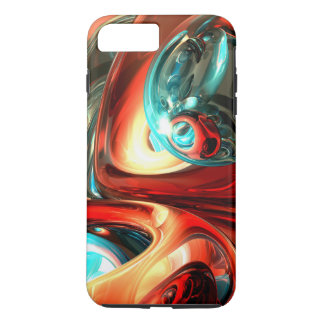Slippery Abstract iPhone 7 Plus Case