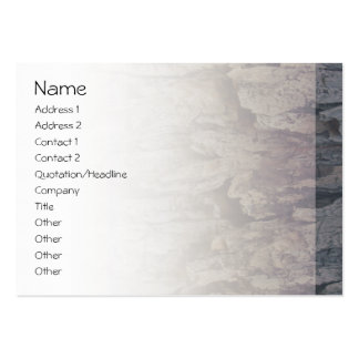 Slippery Elm Blend Card Pack Of Chubby Business Cards