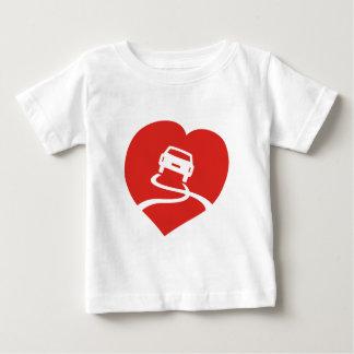 Slippery Love Sign infant shirt