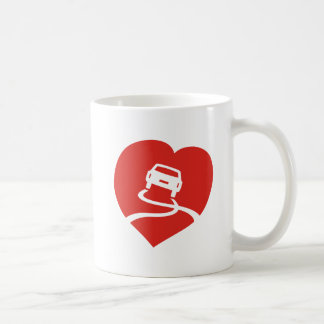 Slippery Love Sign mug
