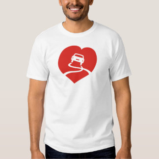 Slippery Love Sign t-shirt