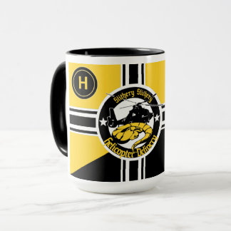 Slippery Slithery Helicopter Delivery ANCAP Mug