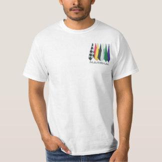 """Slippery Surface Flag"" by Flagman T-Shirt"