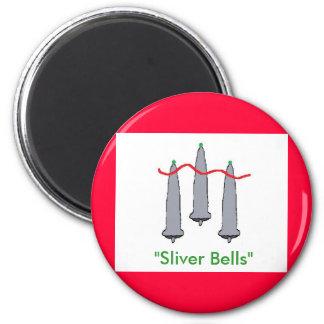 Sliver Bells Magnet