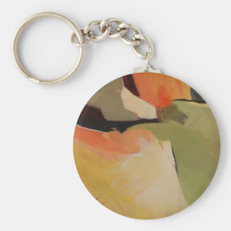 Sliver of Time Basic Round Button Key Ring
