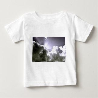 Sliver Sunburst Baby T-Shirt