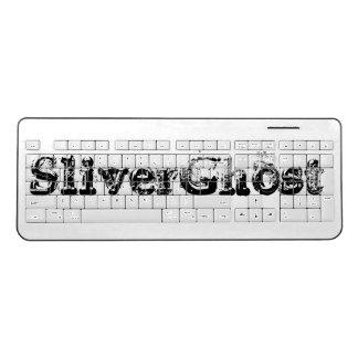 SliverGhost keyboard