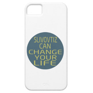 Slivovtiz Can Change Your Life iPhone 5/5S Cases