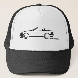 SLK Top Down Trucker Hat