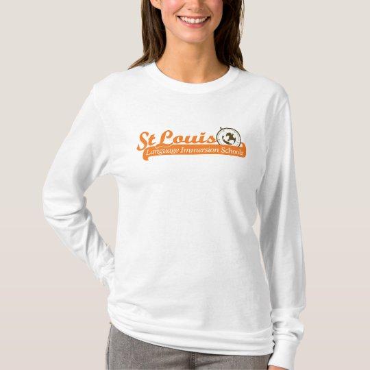 SLLIS Swoop Women's Long Sleeve T-Shirt