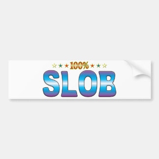 Slob Star Tag v2 Bumper Sticker