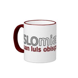 SLOmiata.net 15oz Coffee Cup Ringer Mug