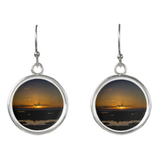 SLOPES to dawn Earrings