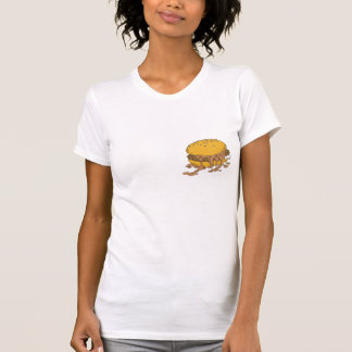 sloppy chili burger t shirts