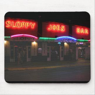 Sloppy Joe's Mouse Mat