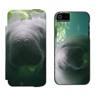 Sloppy Manatee iPhone 5/5S Watson Incipio Watson™ iPhone 5 Wallet Case