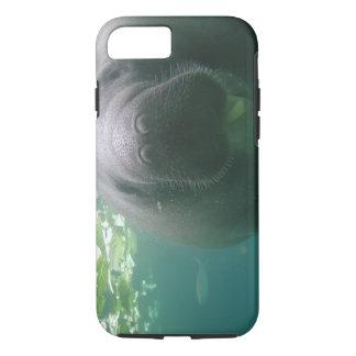 Sloppy Manatee iPhone 7 case