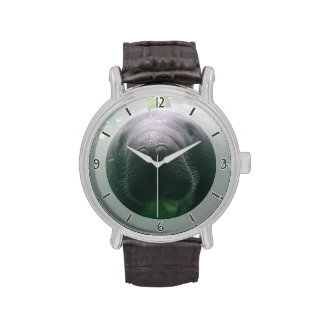 Sloppy Manatee Watch vintage