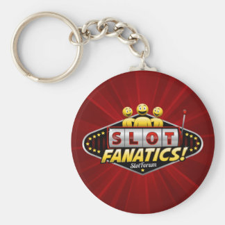 Slot Fanatics Key Ring