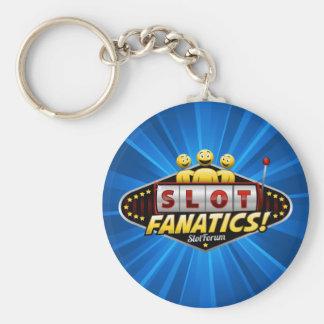 Slot Fanatics Products Key Ring