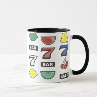 Slot Machine Mugs