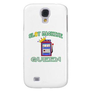 Slot Machine Queen Galaxy S4 Case