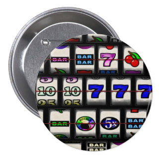 Slot Machine Reels Buttons