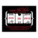 Slot Machine Save the Date - Wedding