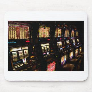 Slot machines mouse mat