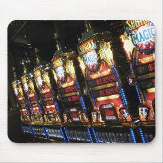 Slot Machines Mouse Pad