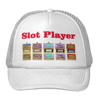 Slot Player Cap Trucker Hat