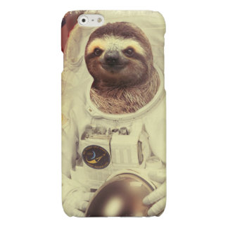 Sloth Astronaut iPhone 6 Plus Case