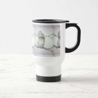 sloth,cute sloth,cute baby sloth, travel mug