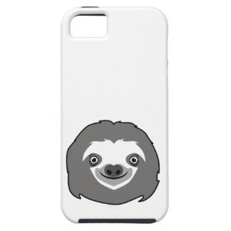 Sloth Face iPhone 5 Cover