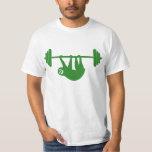 Sloth Gym tee (Green)