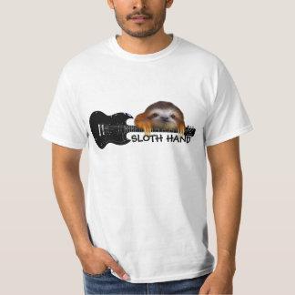 Sloth Hand Guitarist T-Shirt
