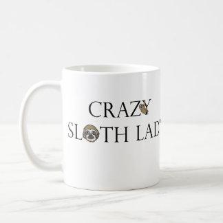 Sloth Lady Mug