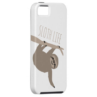 Sloth Life iPhone SE + iPhone 5/5S Case