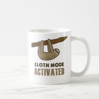 Sloth Mode Mugs